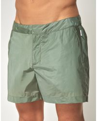 Orlebar Brown - Green Affen Swim Short for Men - Lyst