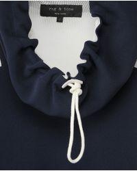 Rag & Bone - Blue Carmine Parachute Dress - Lyst