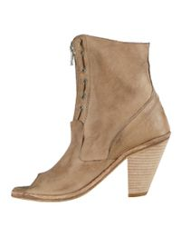 AllSaints | Natural Aster Boot | Lyst