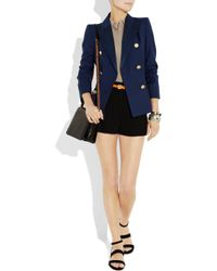 By Malene Birger - Blue Karam Twill Blazer - Lyst