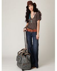 Free People - Gray Day Trip Roller - Lyst