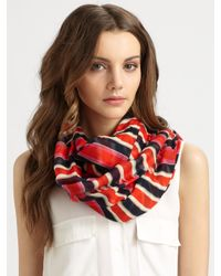 Marc By Marc Jacobs | Multicolor Jacobsen Stripe Scarf | Lyst