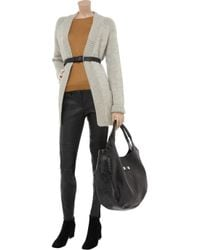 Calvin Klein - Black Isabella Suede Ankle Boots - Lyst