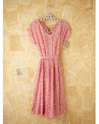 Free People | Multicolor Spring Date Dress | Lyst