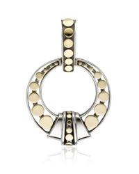 John Hardy - Metallic Dot Pendant - Lyst