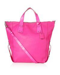 McQ | Pink Stepney Tote Bag | Lyst