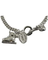 Juicy Couture - Metallic Bundled in Couture Limited Edition 11 Ice Skate Bracelet - Lyst