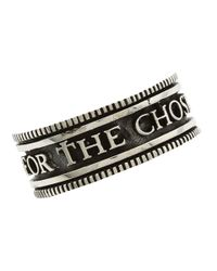 King Baby Studio - Metallic The Chosen Few Vintage Coin Ring - Lyst