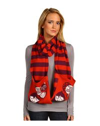 Marc By Marc Jacobs | Red Balloon Miss Marc Scarf | Lyst