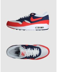 Nike | Red Sneakers for Men | Lyst
