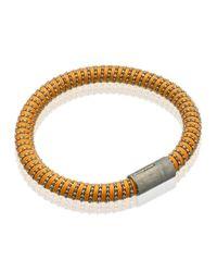 Carolina Bucci - Twister Bracelet Black Rhodium - Lyst