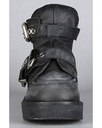 Jeffrey Campbell | Black The Coltrane Boot | Lyst
