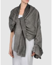 Damir Doma | Gray Stole | Lyst