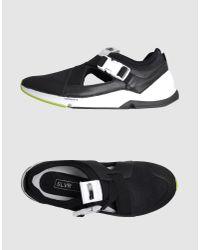 19994b3c463cb0 Adidas SLVR Adidas Slvr - Sneakers in Black for Men - Lyst
