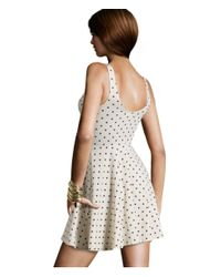 H&M - Natural Dress - Lyst