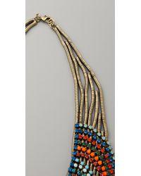 DANNIJO - Multicolor Galapagos Necklace - Lyst
