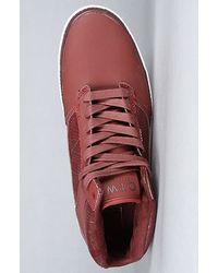 Vans | Purple Classic Slipon Ca Sneakers for Men | Lyst