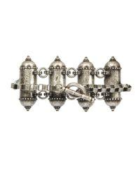 AllSaints - Metallic Indra Bracelet - Lyst