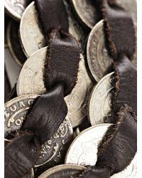 Isabel Marant   Brown Daloa Coin Belt   Lyst