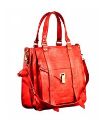 Proenza Schouler | Red Ps1 Tote Leather | Lyst