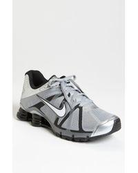 Nike   Silver Shox Roadster Sneakers for Men   Lyst