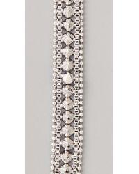 Noir Jewelry - Metallic Small Cone Bracelet - Lyst