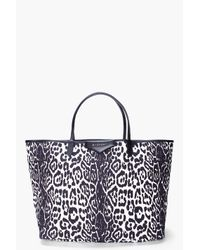 Givenchy | Multicolor Leopard Print Tote | Lyst