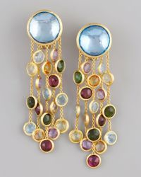 Marco Bicego | Blue Jaipur Multicolor Earrings | Lyst