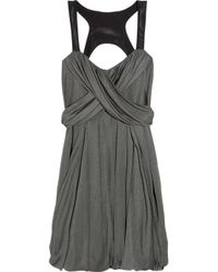 Rag & Bone | Gray Verona Dress | Lyst