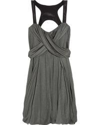 Rag & Bone - Gray Verona Dress - Lyst