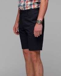 Fred Perry - Blue City Short for Men - Lyst