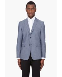 Shipley & Halmos - Gray Grey Suit Blazer for Men - Lyst