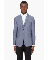 Shipley & Halmos   Gray Grey Suit Blazer for Men   Lyst