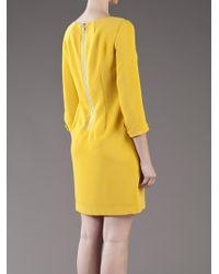 Rag & Bone | Yellow Harlow Dress | Lyst