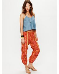 Free People | Multicolor So Sexy Sequin Just A Dreamer Pants | Lyst