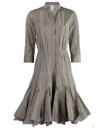Oscar de la Renta | Brown Oscar De La Renta Dress | Lyst