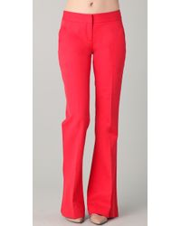 Theory - Red Jeldra Pants - Lyst