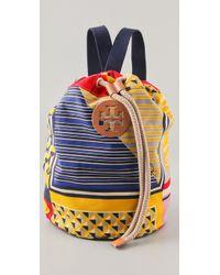 Tory Burch | Yellow Sail Duffle Bag | Lyst