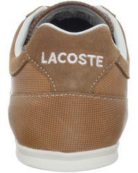 Lacoste | Brown Lamarck 3 Oxford for Men | Lyst