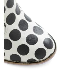 ModCloth - Black Opart Attracts Wedge - Lyst