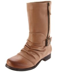 Vince Camuto   Brown Womens Shada Bootie   Lyst