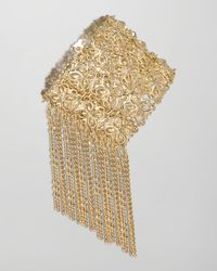 Kendra Scott | Metallic Ivy Fringe Bracelet  | Lyst
