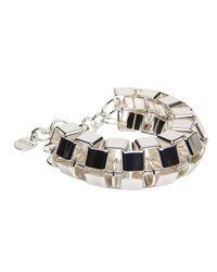 Mimco | Gray Meteor Bracelet | Lyst