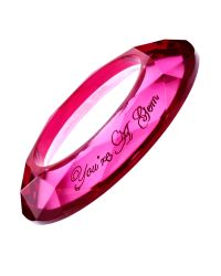 Ted Baker - Pink Maddox Stacking Bangle - Lyst