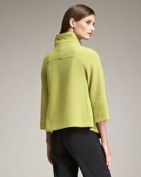 Armani | Yellow Three-button Jacket | Lyst
