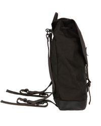 AllSaints - Black Strum Rucksack for Men - Lyst