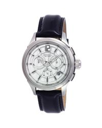 Breil | Black Ladies Stainless Steel & Patent Leather 939 Watch | Lyst