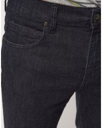 Dr. Denim - Blue Snap Skinny Jeans for Men - Lyst