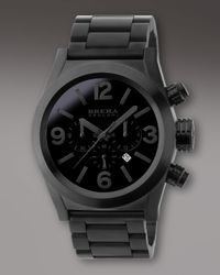 Brera Orologi | Black 45mm Eterno Chrono Watch for Men | Lyst