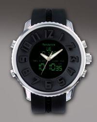 Tendence | Black 50mm Gulliver Diver Watch for Men | Lyst